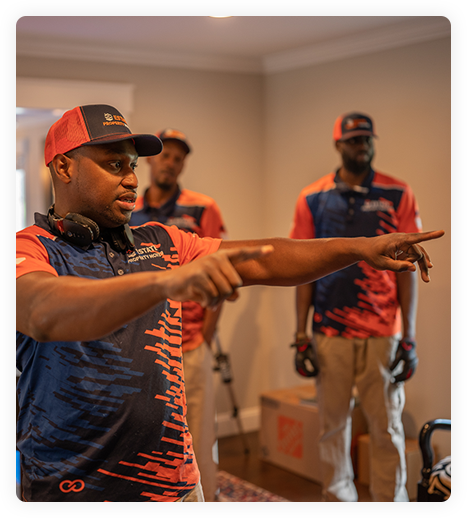 Atlanta Movers directing team