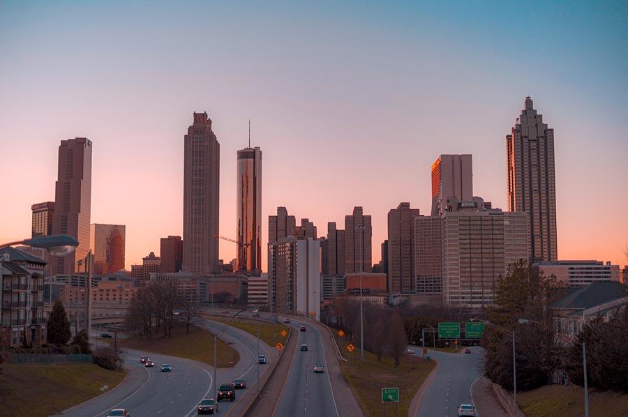 Commercial Mover in Atlanta